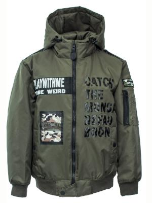 Куртка д/мальчика